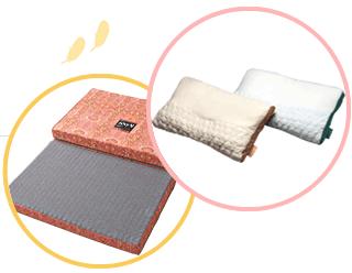 ようこそ! オーダーメイド枕専門サイト「快眠にいがた」へ!!